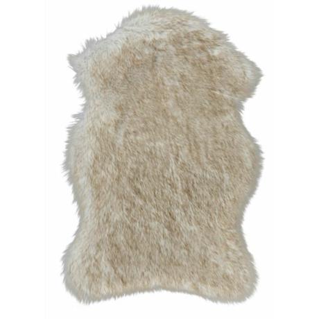 Softa 800 Bézs-Fehér Szőnyeg 60x90 cm