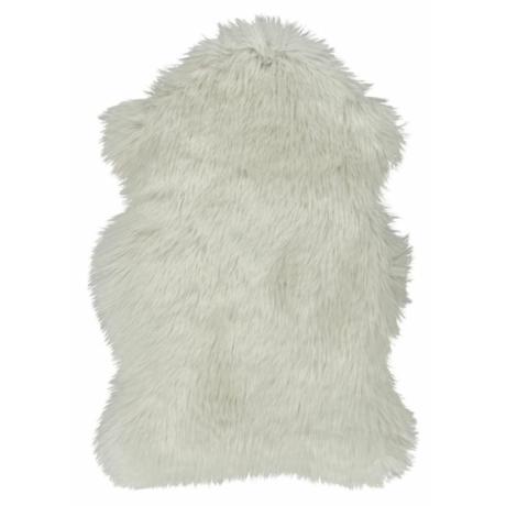 Softa 800 Fehér Szőnyeg 60x90 cm
