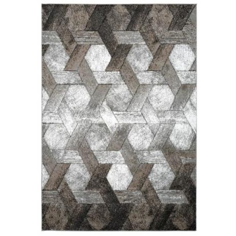Swing 101 Platinum Bézs Szőnyeg 80x150 cm