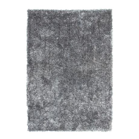 Twist Szürke-Fehér Szőnyeg 80x150 cm