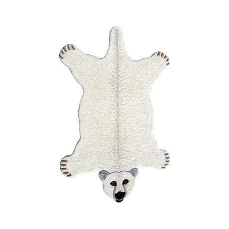 Baby jegesmedve formájú gyerekszőnyeg 60x90 cm