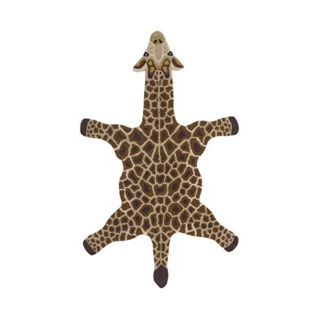 Zsiráf formájú gyerekszőnyeg 90x150 cm