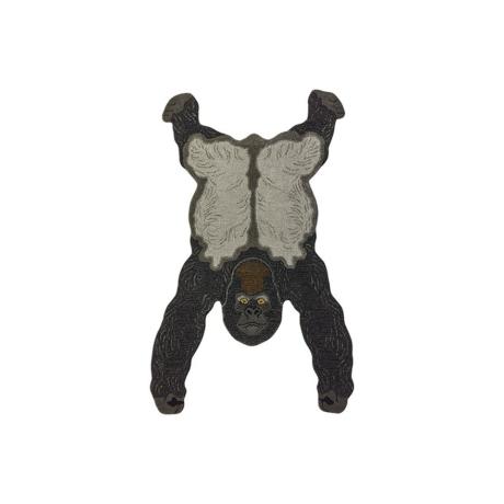 Gorilla formájú gyerekszőnyeg 90x150 cm