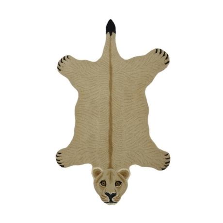 Oroszlán formájú gyerekszőnyeg 90x150 cm